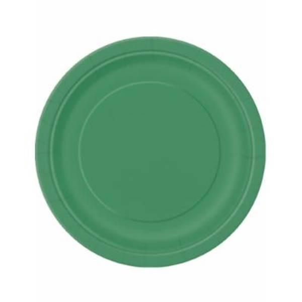 Bilde av Grønne Tallerken, 16stk