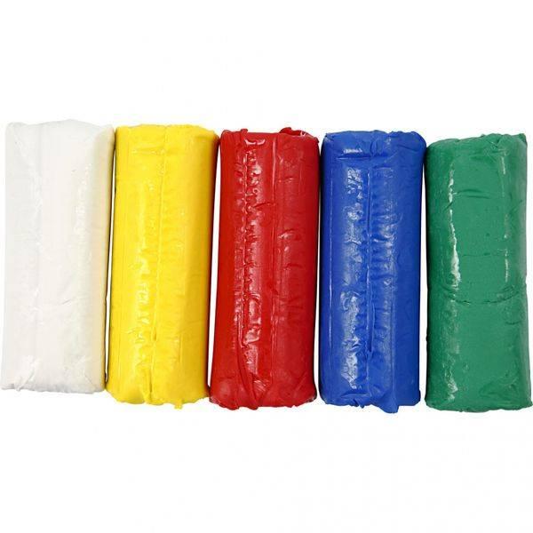 Bilde av Soft Clay boks basic