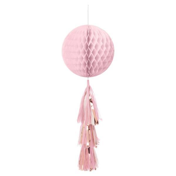 Bilde av Hengende Honeycomb Dekorasjon