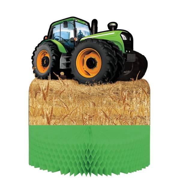 Bilde av Traktor Borddekorasjon, 23x15 cm