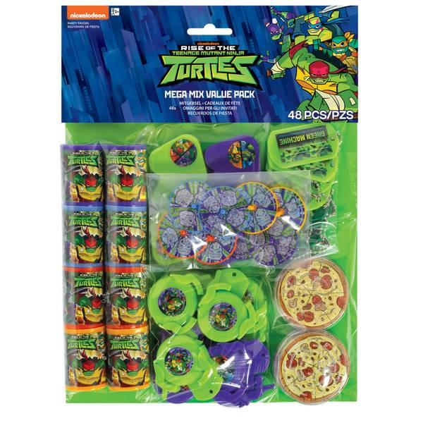 Bilde av Teenage Mutant Ninja Turtles, 48 smågaver