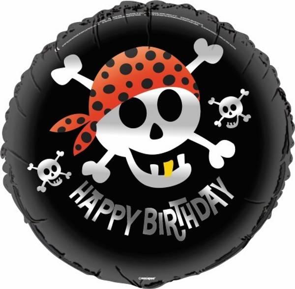Bilde av Pirat Folieballong