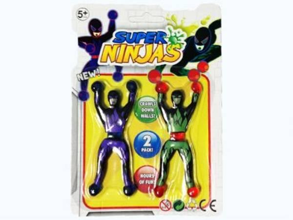 Bilde av Ninja veggklatrer 2 stk
