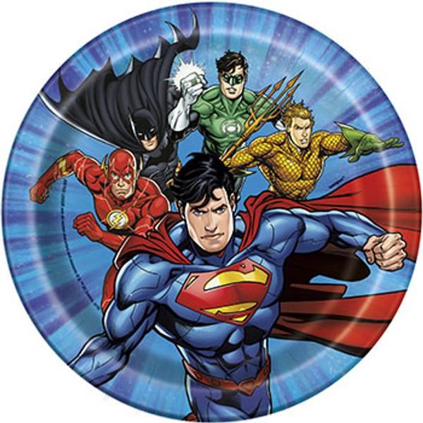 Bilde av Justice League Asjetter
