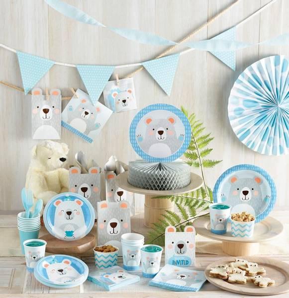 Bilde av Birthday Bear Tallerken