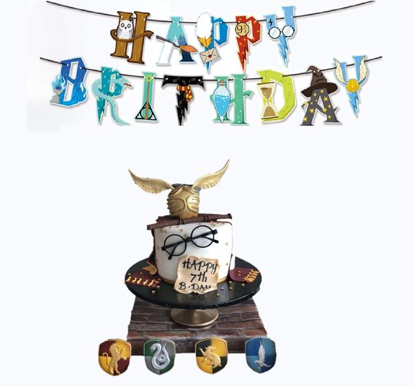 Bilde av Harry potter Party Banner