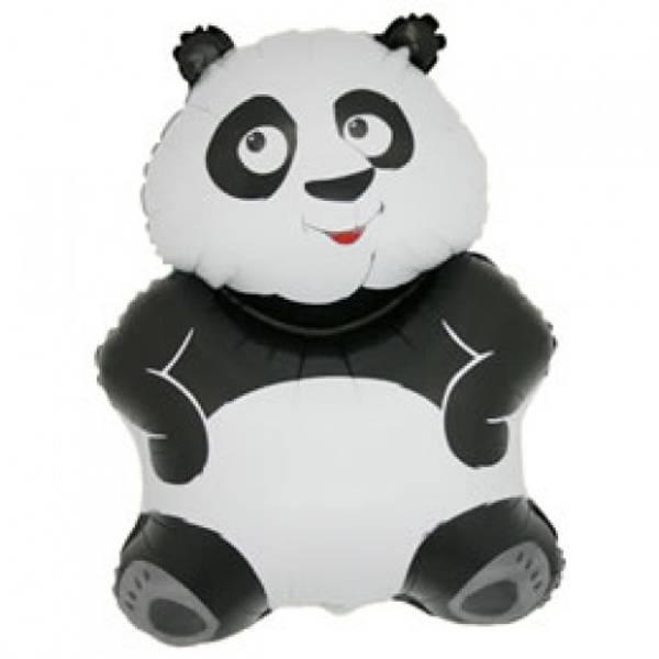 Bilde av XL Panda Folieballong