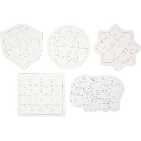 Bilde av Design Ditt Eget Puslespill pr stk, 5 varianter