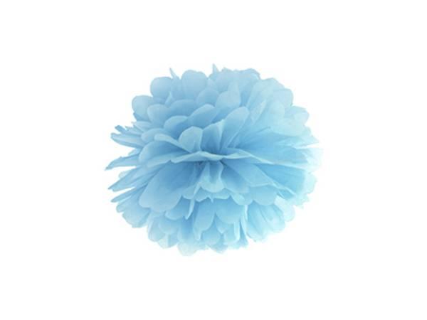 Bilde av Puff Decor, 25 cm, Blå