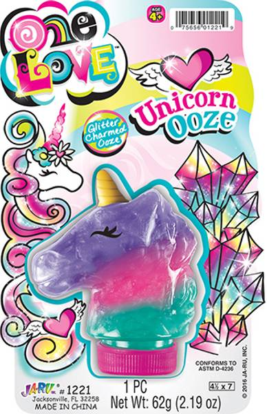 Bilde av Unicorn Glitter Slim