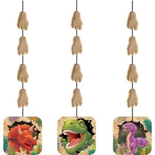 Bilde av Fancy Dinosaur Hengende Dekorasjoner