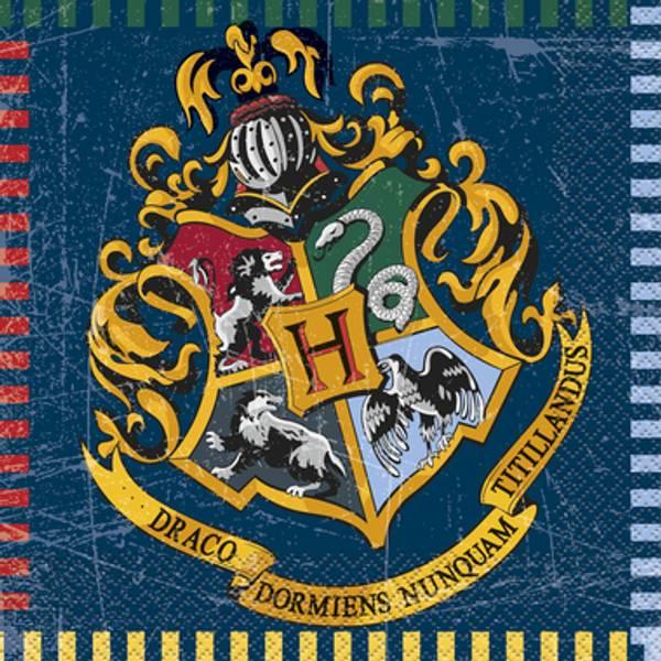 Bilde av Harry Potter Servietter, 16 stk