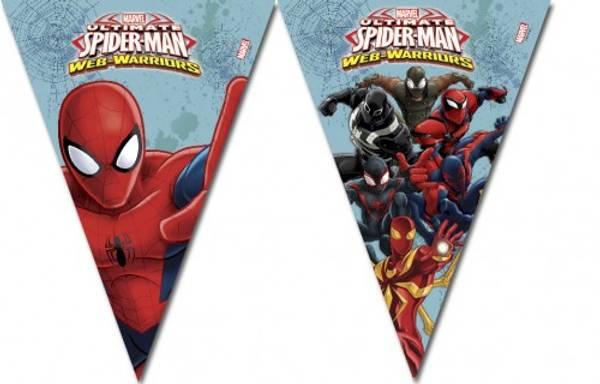 Bilde av Spiderman Banner