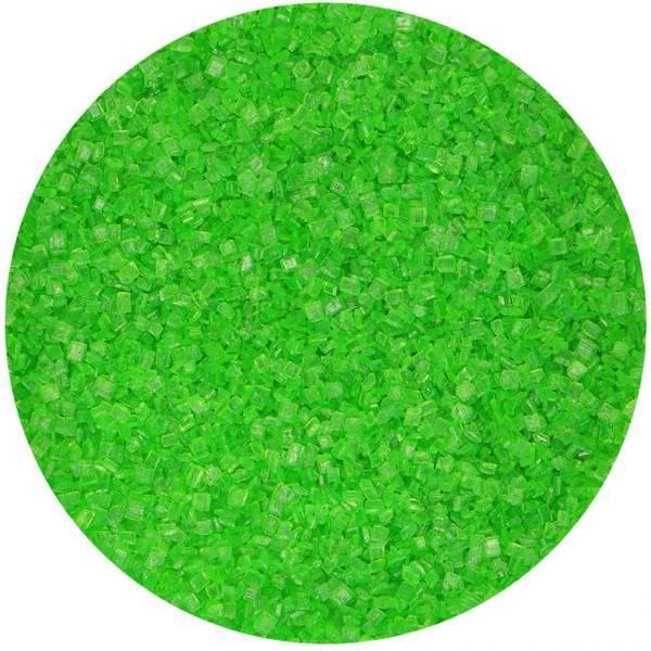 Bilde av Grønn Krystall Kakestrøssel 80g