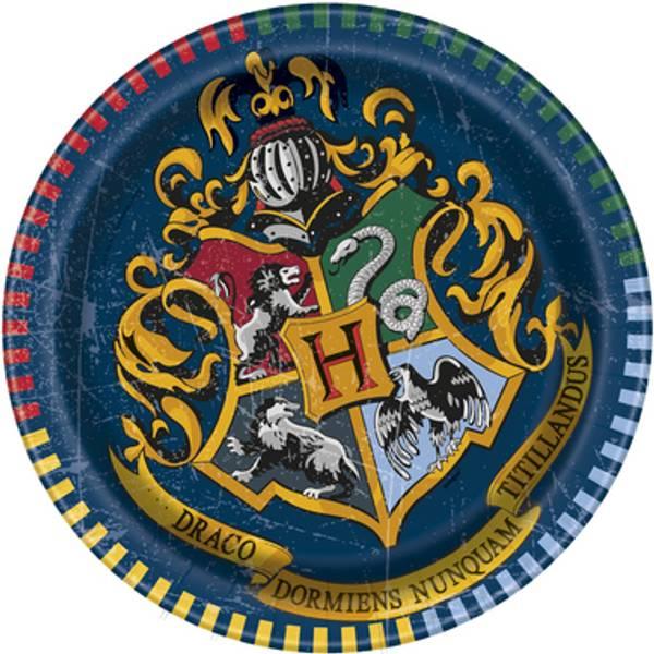 Bilde av Harry Potter Asjetter, 8 stk