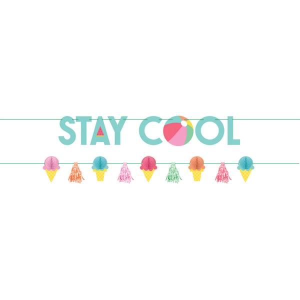 Bilde av Stay Cool, Banner, 2 stk