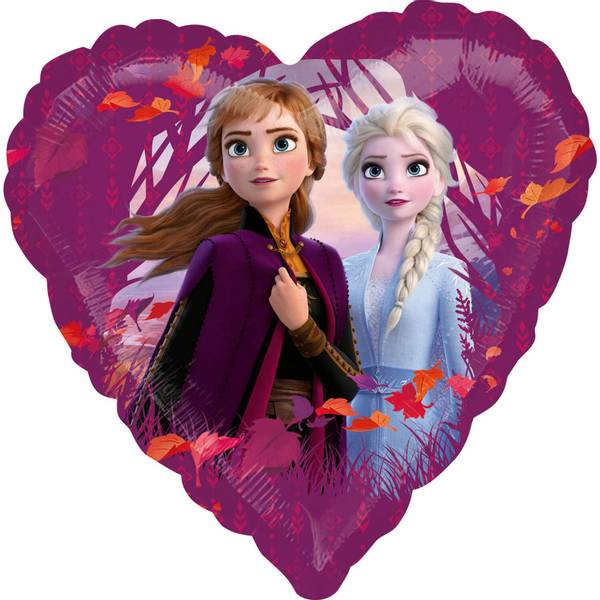 Bilde av Frost 2 Folieballong, Hjerteformet