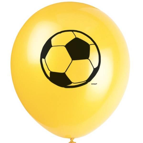 Bilde av Fotball, Ballonger 8stk