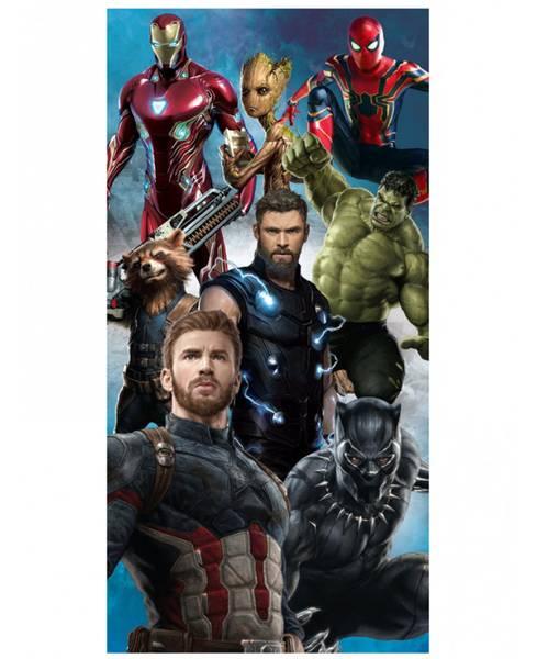Bilde av Marvel Avengers, Badehåndkle, Infinity Wars