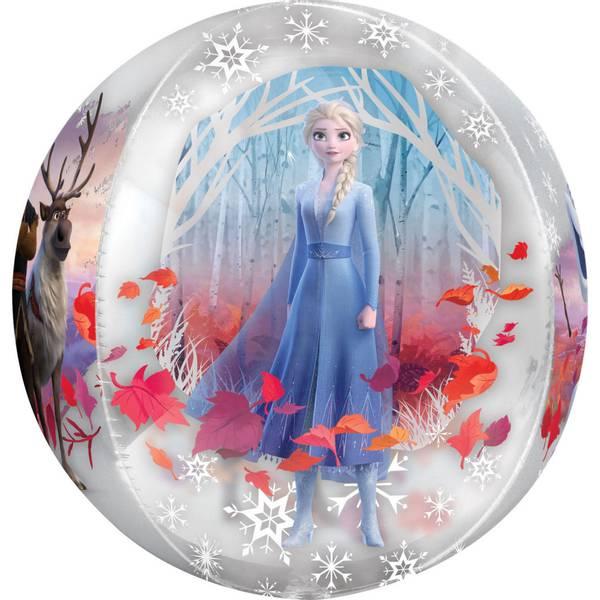Bilde av Frost 2, Gjennomsiktig Ballong 30*40 cm