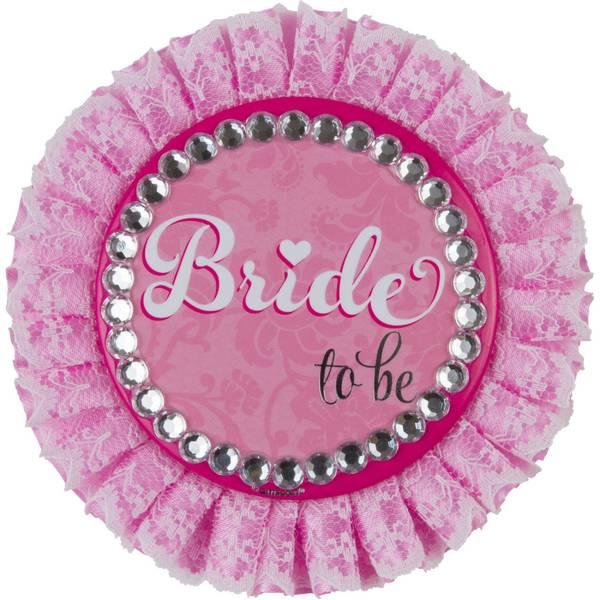 Bilde av Bride to be badge
