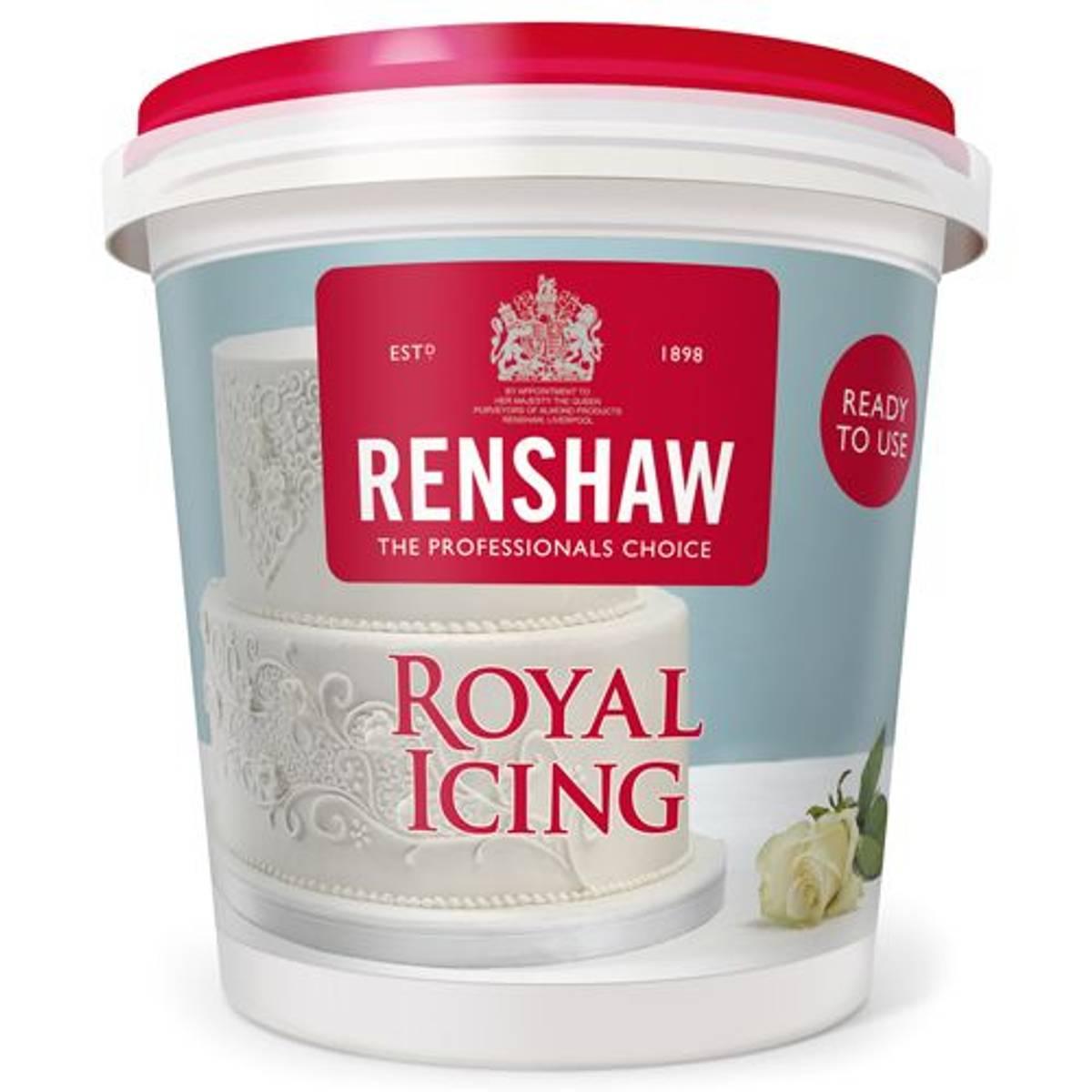 Renshaw Royal Icing, 400 G
