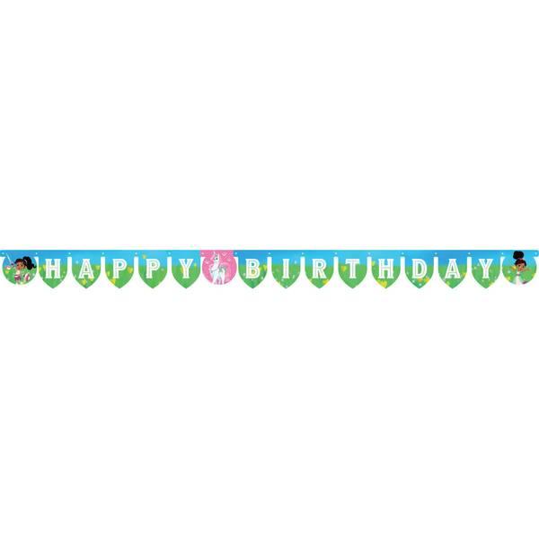 Bilde av Nella - Happy Birthay Banner