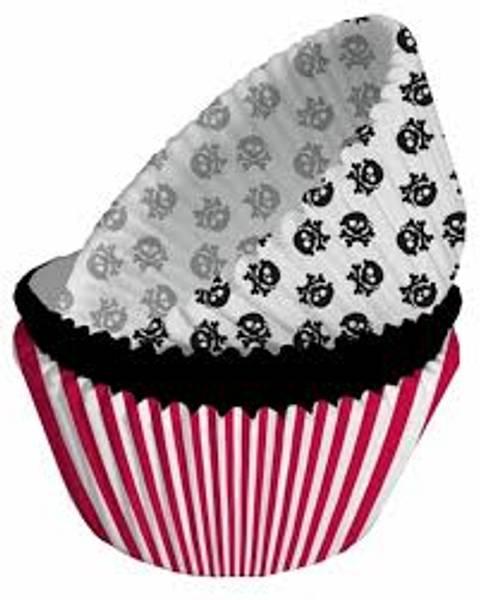 Bilde av Pirat Muffinsformer