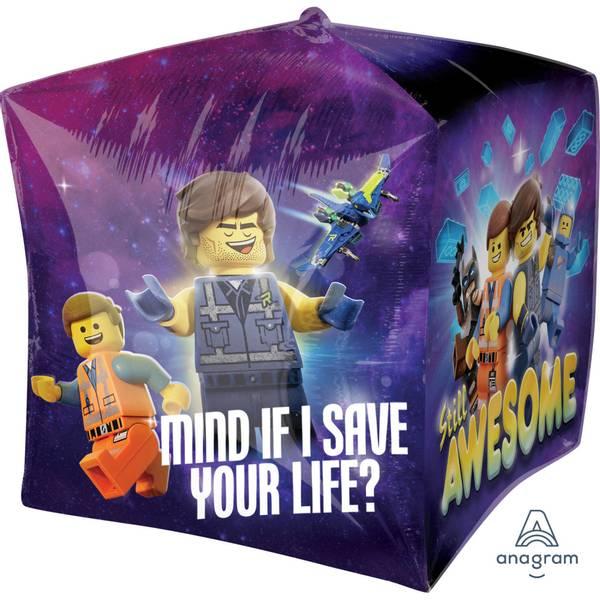 Bilde av Lego Movie 2 Folieballong, 38x38cm