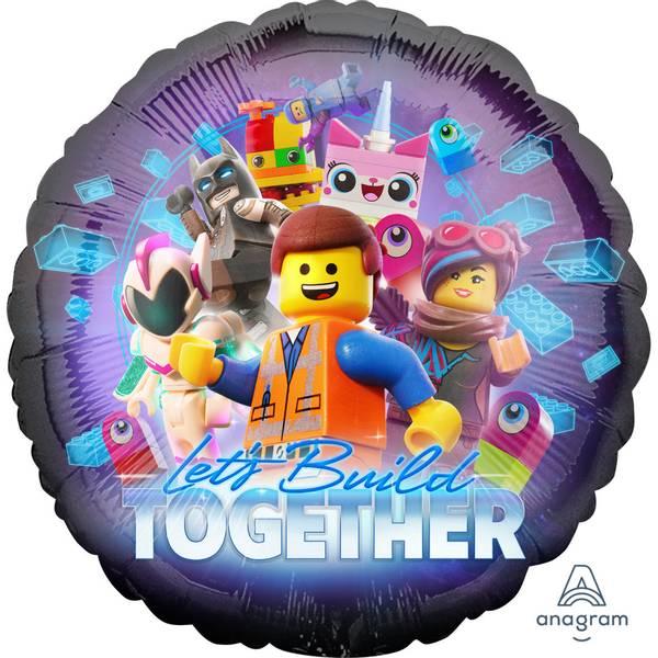 Bilde av LEGO, Rund Folieballong