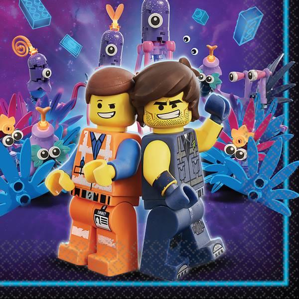 Bilde av LEGO, Servietter, 16 stk