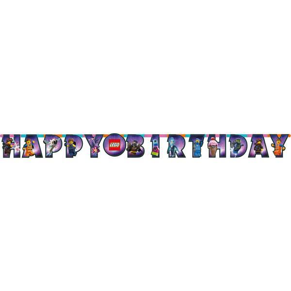 Bilde av LEGO, Happy Birthday banner