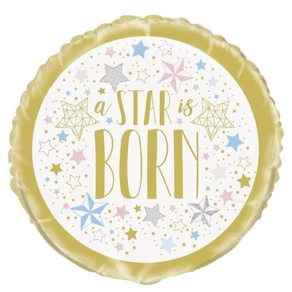 Bilde av A Star Is Born Folieballong, 45,7 cm