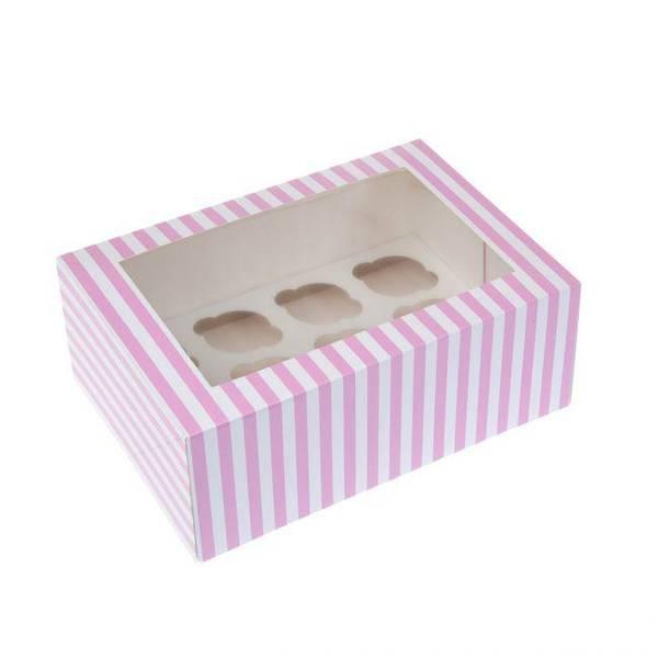 Bilde av Mini Cupcakes Boks