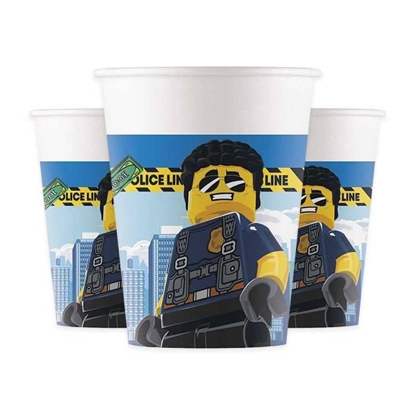 Bilde av LEGO City, Kopper, 8 stk