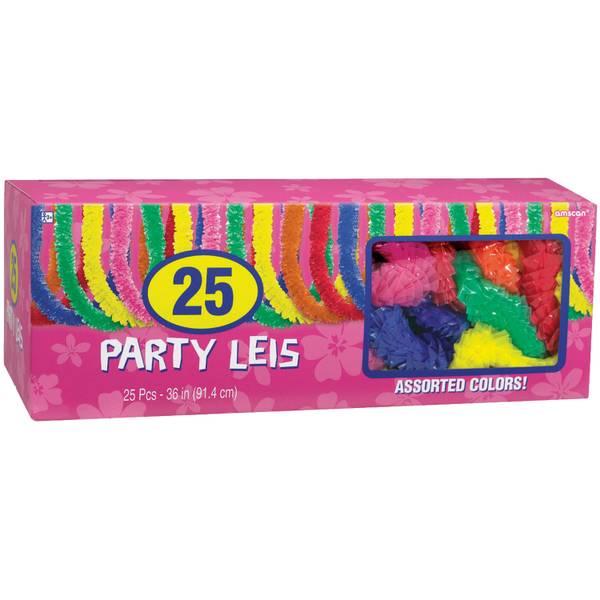 Bilde av Party Kranser i Sommerfarger, 25 stk