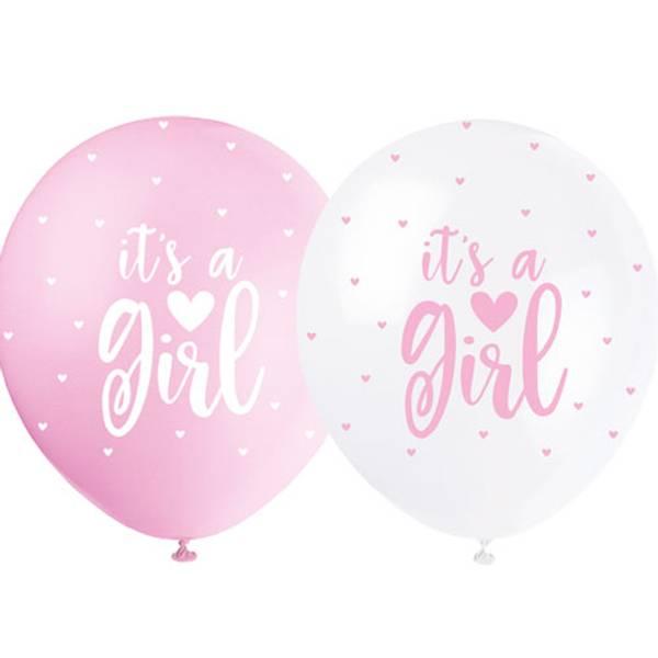 Bilde av It`s A Girl, Ballonger, 2