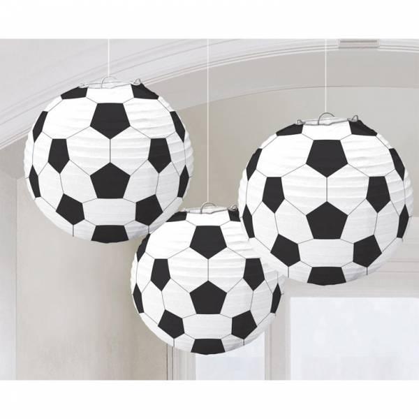 Bilde av Fotball, Lanterner, 3stk