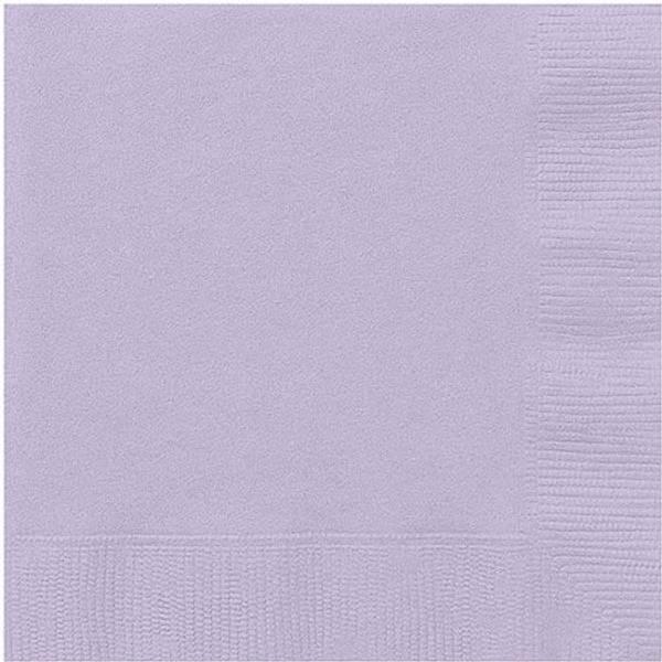 Bilde av Lavendel Små Servietter, 20 stk