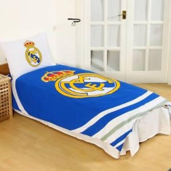 Bilde av Real Madrid Sengesett 135x200cm