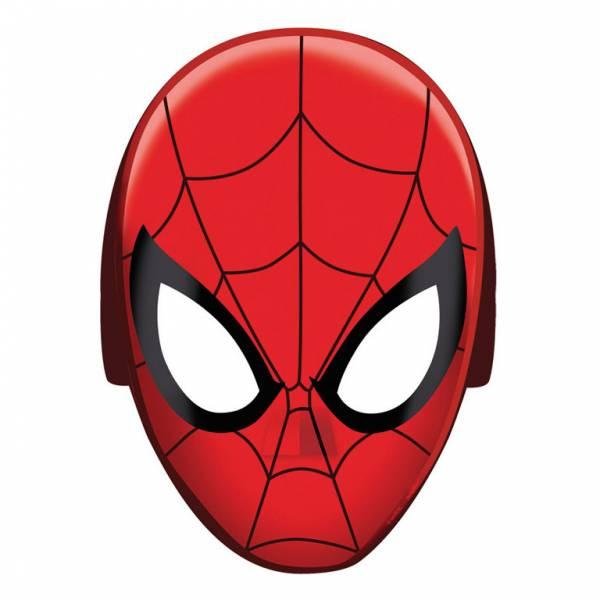 Bilde av Spiderman, Masker, 6 stk