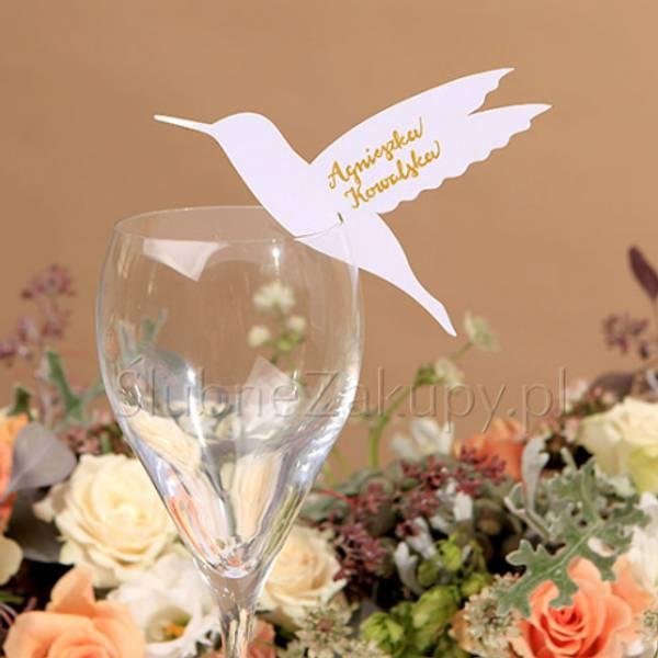 Bilde av Bordkort for glass, Due