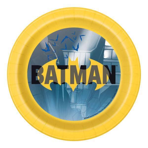 Bilde av Batman, Asjetter, 8 stk