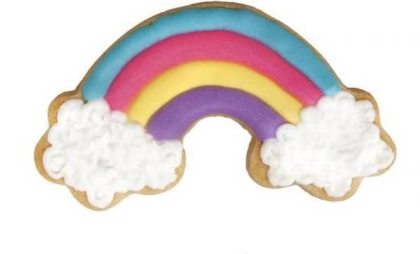 Bilde av Regnbue Kakeutstikker