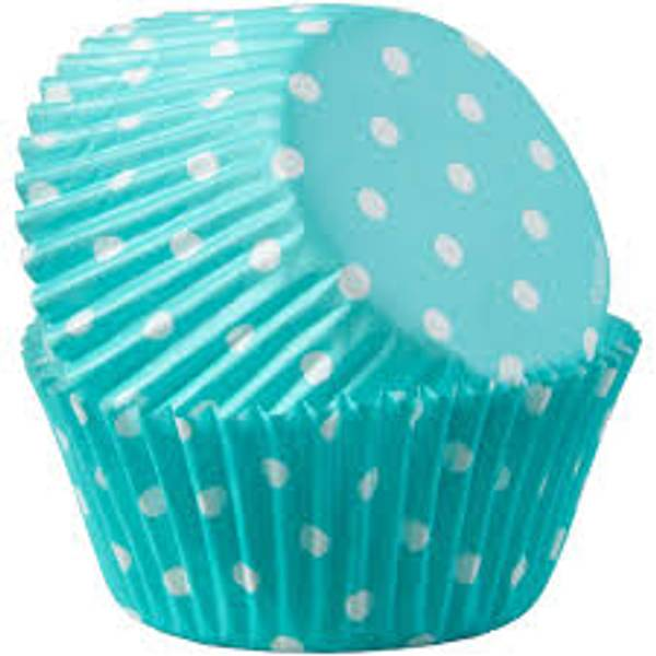 Bilde av Fresh Mint Muffinsformer m/Prikker