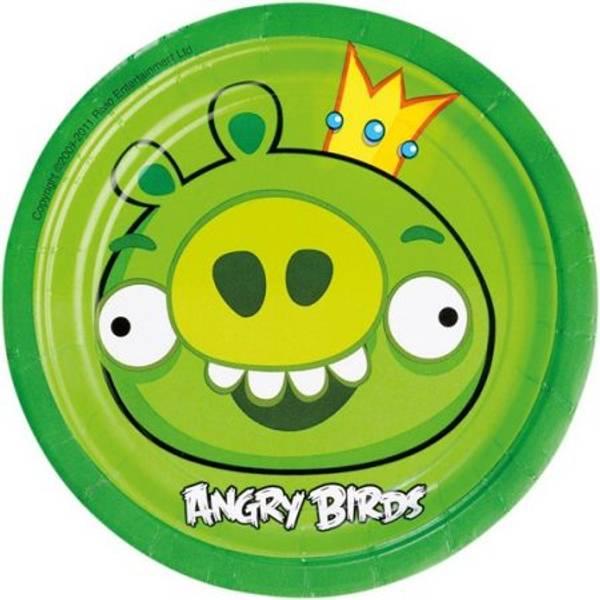 Bilde av Angry Birds Askjetter, 8stk