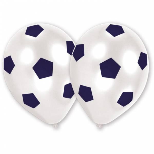 Bilde av Fotball, Ballonger, 2, 8 stk