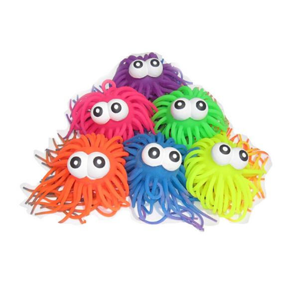 Bilde av Fidget Toys, Glowing Noodle Monster, pr stk