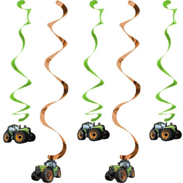 Bilde av Traktor, Hengende dekorasjoner