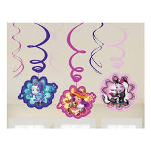 Bilde av Enchantimals Swirl Dekorasjoner